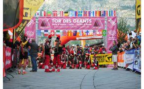 Tor de Geants. 600 tekmovalcev, Zlatko je bil odličen 70. Foto: Boris Kuk