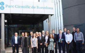 Kick off meeting oprojekta TRINNO v Barceloni