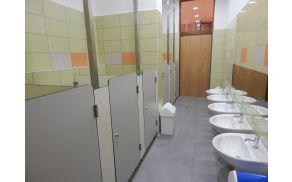 V Vrtcu Križe bodo najmlajše pričakale obnovljene sanitarije (foto Arhiv Občine Tržič)