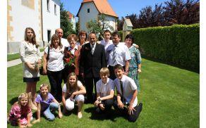 Zlata poroka Vilija in Jožice Koštomaj