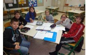 Na 1. OŠ Slovenj Gradec so se mladi podjetniki naučili izvesti podjetniško idejo - kino predstavo za najmlajše