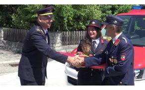 PGD Trčič nadaljuje 40 in več letno sodelovanje z gasilci iz Borovelj.