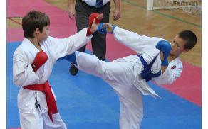 Tretja karate pokalna tekma v Kanalu do 18 let. Foto: ŠD Gorica, karate sekcija