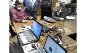 Tečaj za radioamaterja operaterja sezona 2012/13