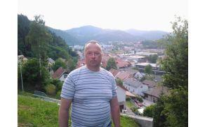 Poslanski kandidat na listi DL Andrej Berčon