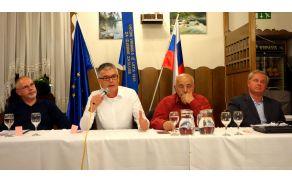Prvo soočenje vseh štirih kandidatov za župane je pripravil Peter Petrovčič.