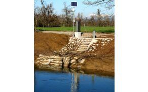Podatki o reki Bistri po novem tudi na spletu.
