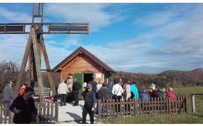 Člani AI Sele Vrhe so se podali na izlet na Ptujsko Goro, Križečo vas in Slovenske Konjice