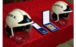 Prestižni priznanji Civilne zaščite RS