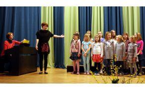 Otroški pevski zbor osnovne šole