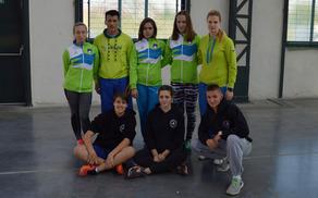 Tekmovalci TKD kluba Škorpijon