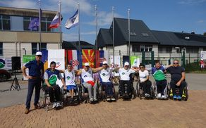 koroški paraplegiki z županom
