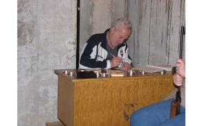 Sodnik tekmovanja: IVAN VOH, vodja tekmovanja  PAVEL STEBLOVNIK