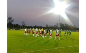 NK Krško - Dravinja Kostroj (3 : 2)