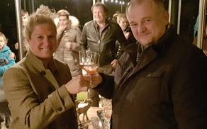 Župan je Ano Roš osebno povabil na uradni sprejem pri županu, ki bo v mesecu aprilu, ko se bo Roševa iz Melbourna v Kobarid vrnila z eno najprestižnejših nagrad kulinaričnega sveta.