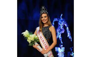 Miss Slovenije 2018 je Lara Kalanj. Foto: Grega Eržen