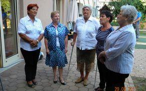 Ljudske pevke Folklornega društva Lancova vas