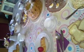 Občasno obložena miza je zdravju neškodljiva.