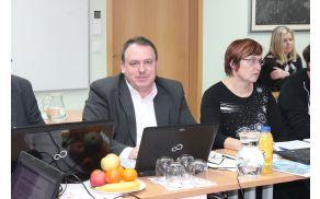 Brane Petre, predsednik odbora za finance in občinsko premoženje