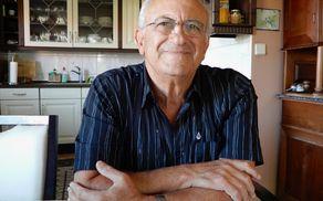 Umirjeni, uglajeni in vedno prijazni Mohamed Jodeh je v kraju dobro poznan.