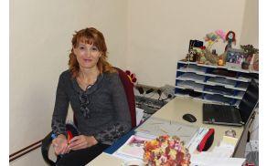 Simona Žnidar, prof. def., ravnateljica vrtca Mavrica Vojnik