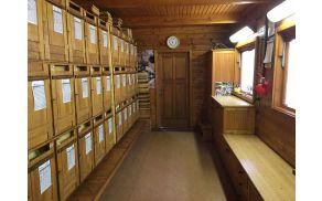 Notranjosti čebelnjaka (foto: Ksenija Dremelj)