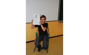Marcel je osvojil prvo mesto.