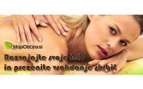 Osvojite masažo in kozmetične storitve