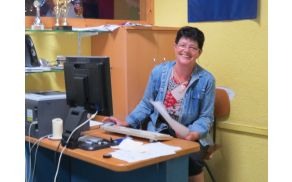 Pavla Garb, 4. mesto na DP invalidov  v kegljanju