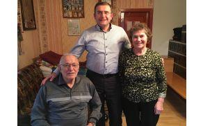 Vinko in Stanka Urankar sta poročena že 57 let