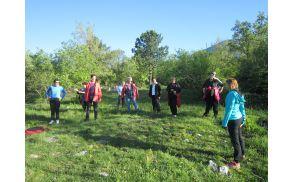 Pohodniško druženje krajanov Batuj in Črnič