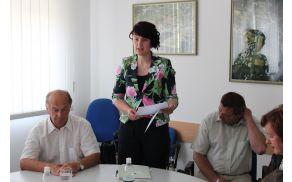 *Poročilo o delu je dala predsednica KS Vojnik Lidija Eler Jazbinšek