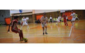 FC Litija premagal Oplast. Foto D.P./futsal.si