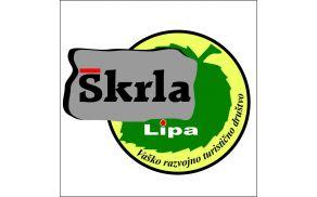 Logotip Društva ŠKRLA, Lipa