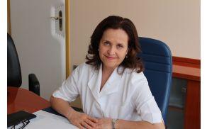 prim. dr. Jana Govc Eržen, spec. družinske medicine.