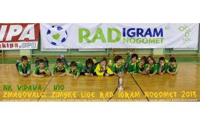 NK Vipava - zmagovalci RIN 2013