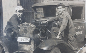 Gasilski avto Ford, last Prostovoljne gasilske čete Vojnik