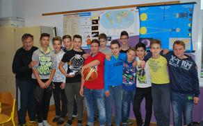 Frankolovski košarkarji (foto: Brane Dragar)