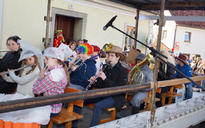 Mladinski orkester Godbe na pihala Nova Cerkev