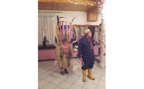 Obiskal nas je Pohorski klatež.
