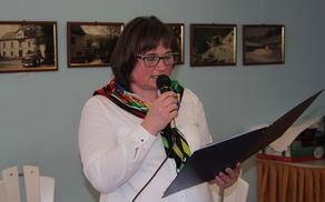 Marija Žerjav, predsednica društva