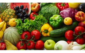 Lokalno pridelan zelenjava