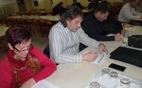 Udeleženci delavnice