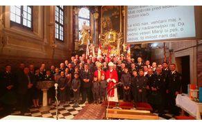 Tradicionalna sveta maša v čast svetemu Florjanu