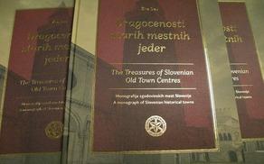 15. obletnico Združenja zgodovinskih mest Slovenije smo obeležili tudi z izdajo knjige