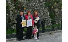 Milena Jurgec, čestitamo!
