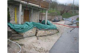 Pri gradnji objektov je temeljenje eden prvih gradbenih posegov.