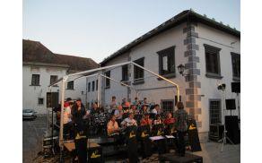 Tudi lani je praznovanje občinskega praznika pospremil koncert Bid Banga.