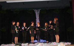 Vokalna skupina Liška dekleta