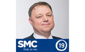 Jernej Golc - kandidat za poslanca iz vrst SMC Cirkulane